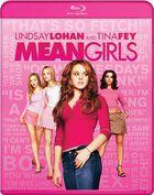 Mean Girls (Blu-ray Disc, 2004, Blu-Ray Disc Sensormatic)