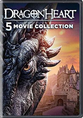 Dragonheart: 5-Movie Collection (5pc) / (Box Digc)