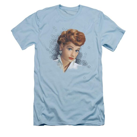 I Love Lucy What A Star Short Sleeve Adult Light T-Shirt