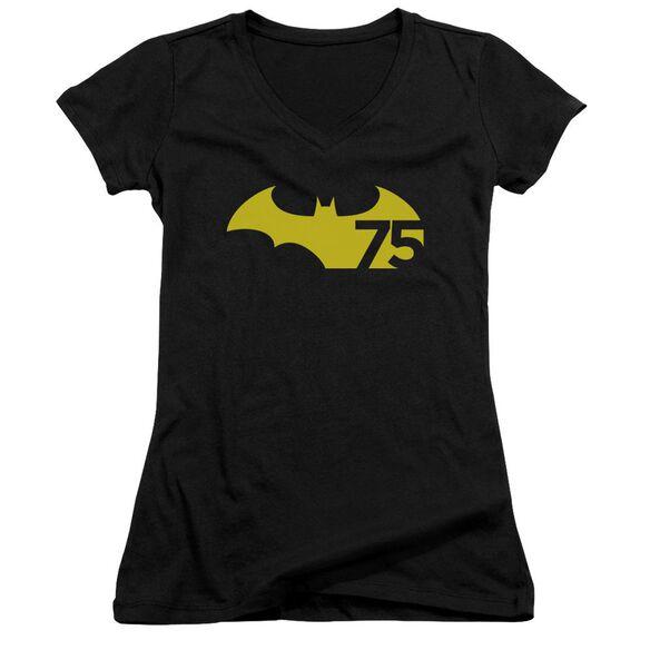 Batman 75 Logo