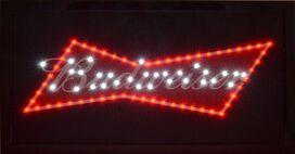 Budweiser LED Sign