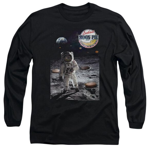 Moon Pie The Truth Long Sleeve Adult T-Shirt