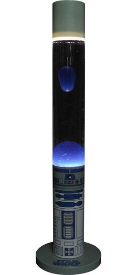 Star Wars R2-D2 Motion Lamp