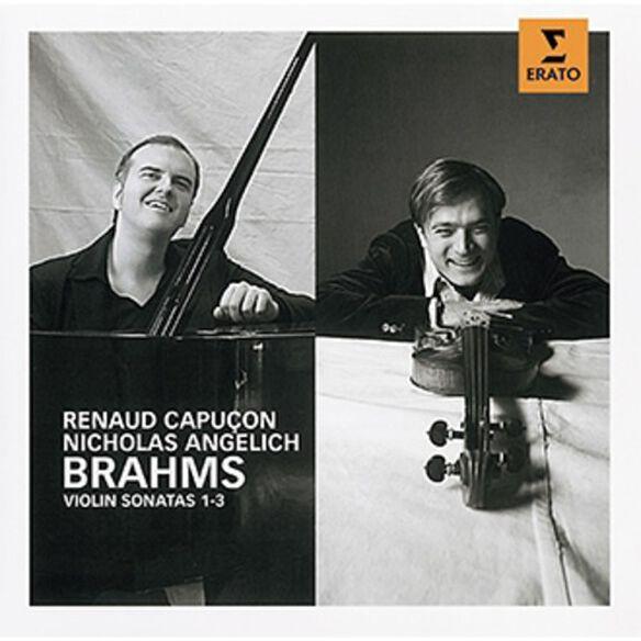 Renaud Capucon & Gautier - Brahms: Violin Sonatas 1-3