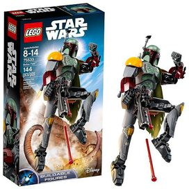 LEGO Star Wars Boba Fett Building Kit