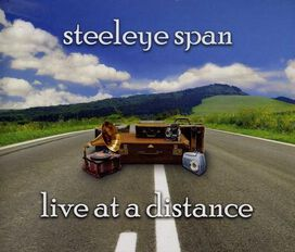 Steeleye Span - Live at a Distance [CD/DVD] [Box Set]