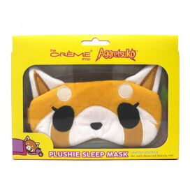 Aggretsuko Plushie Sleep Mask