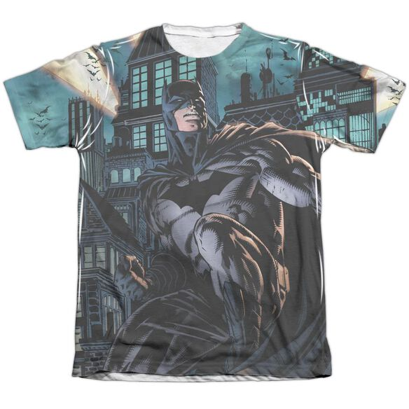 Batman Coming For You Adult Poly Cotton Short Sleeve Tee T-Shirt