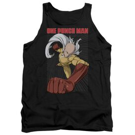 One Punch Man Heroic Fist Adult Tank