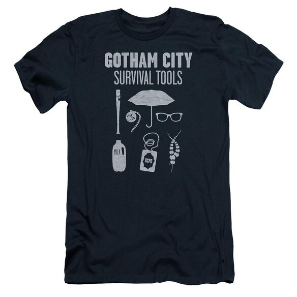 Gotham Survival Tools Hbo Short Sleeve Adult T-Shirt