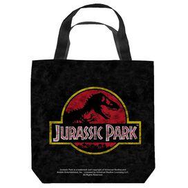Jurassic Park Classic Logo Tote