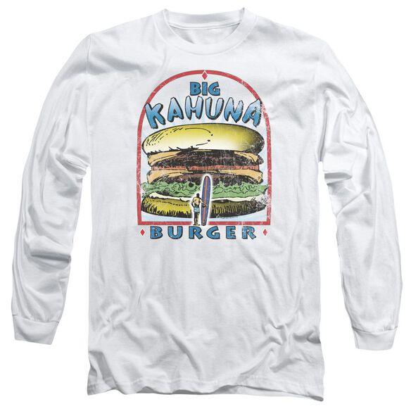 Pulp Fiction Big Kahuna Burger Long Sleeve Adult T-Shirt