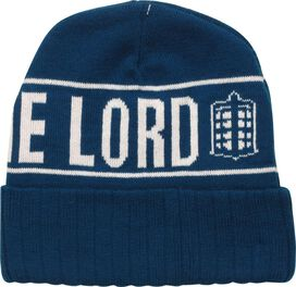 Doctor Who I'm a Time Lord Cuff Beanie