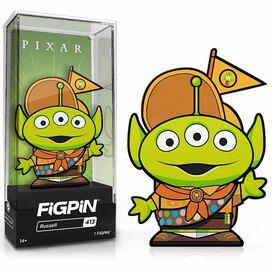 Disney - Alien Remix Alien Russell FiGPiN