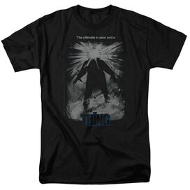 Thing Shine Poster Short Sleeve Adult T-Shirt