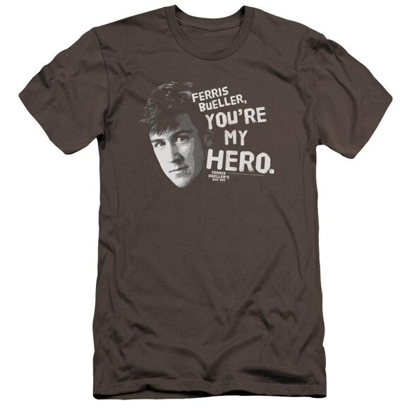 Ferris Bueller My Hero Premuim Canvas Adult Slim Fit