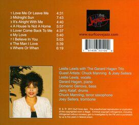 Leslie Lewis - Midnight Sun