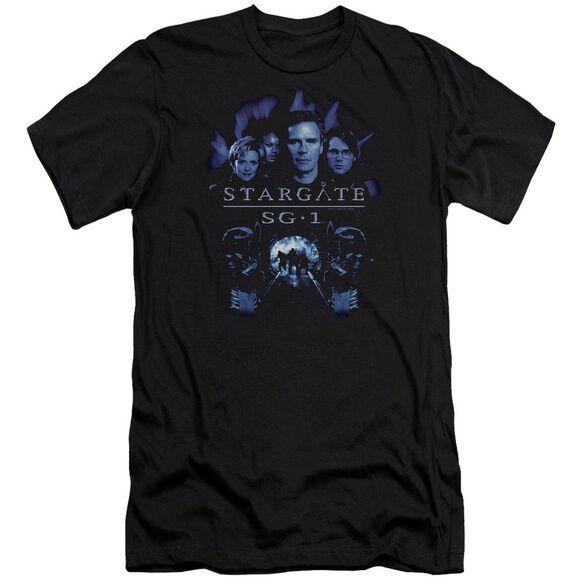 Sg1 Sg1 Stargate Command Premuim Canvas Adult Slim Fit