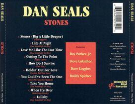 Dan Seals - Stones