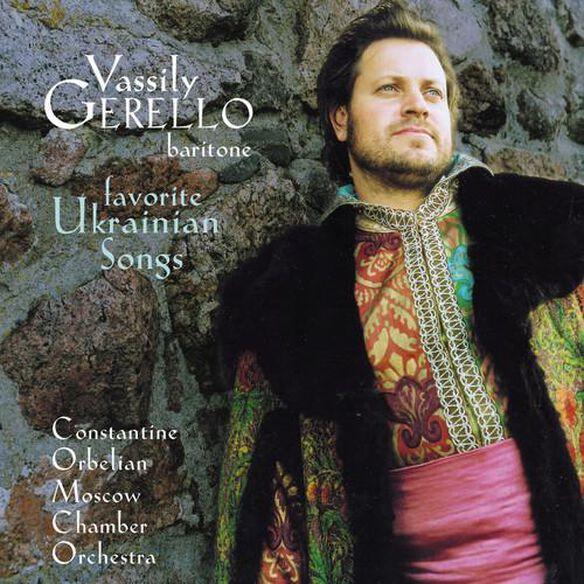 Vassily Gerello: Favorite Ukrainian Songs