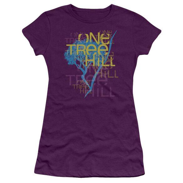 One Tree Hill Title Premium Bella Junior Sheer Jersey