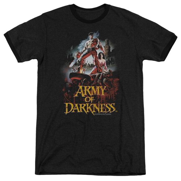Army Of Darkness Bloody Poster Adult Heather Ringer