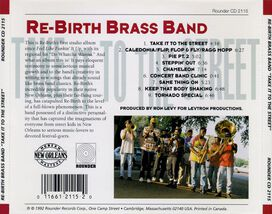 ReBirth Brass Band - Take It to the Street