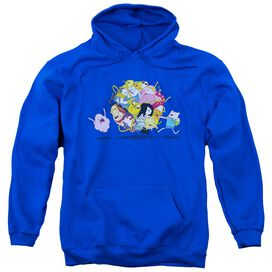 ADVENTURE TIME GLOB BALL-ADULT PULL-OVER