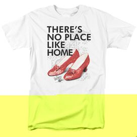 WIZARD OF OZ NO PLACE LIKE HOME-S/S ADULT T-Shirt