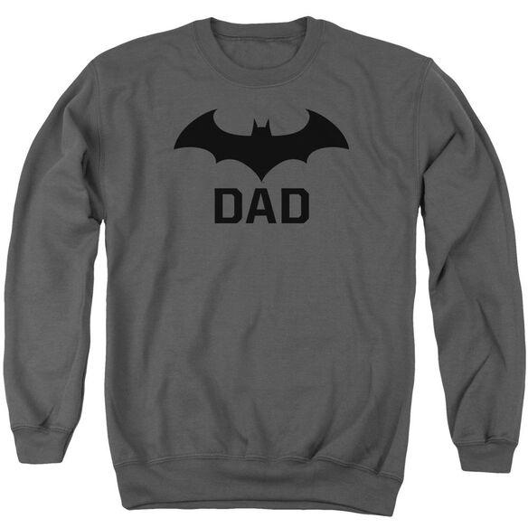 Batman Hush Dad Adult Crewneck Sweatshirt