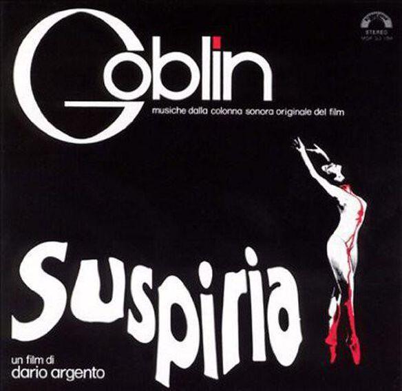 Suspiria 40 Th Anniversary Edition / O.S.T. (W/Dvd)