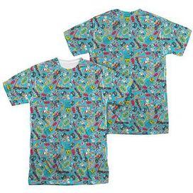 Teen Titans Go Jumble FB Sublimated T-Shirt