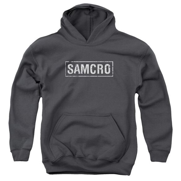 Sons Of Anarchy Samcro Youth Pull Over Hoodie