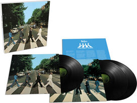 The Beatles - Abbey Road Anniversary (3LP 180g)