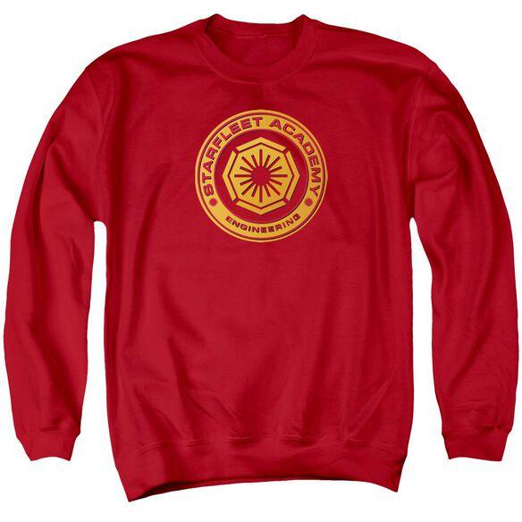 Star Trek Engineering Adult Crewneck Sweatshirt
