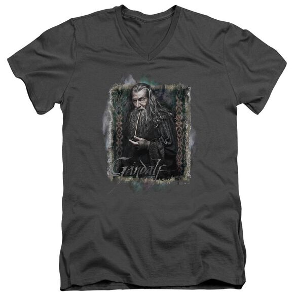 The Hobbit Gandalf Short Sleeve Adult V Neck T-Shirt