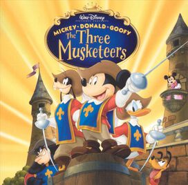 Original Soundtrack - Mickey, Donald, Goofy: The Three Musketeers