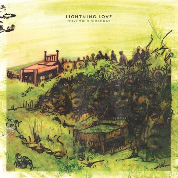 Lightning Love - November Birthday (Green Vinyl)