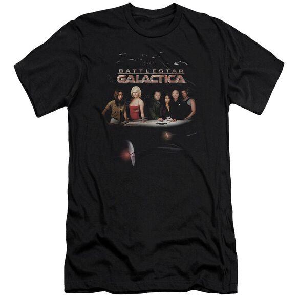 Bsg Destiny Short Sleeve Adult T-Shirt