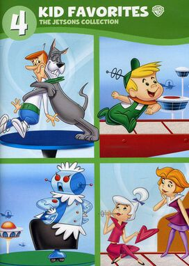4 Kid Favorites: The Jetsons Collection