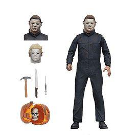 NECA Halloween 2 - 7-inch Scale Action Figure - Ultimate Michael Myers