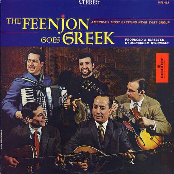 The Feenjon Goes Greek