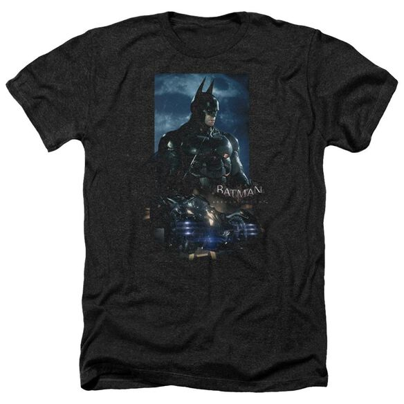 Batman Arkham Knight Batmobile Adult Heather