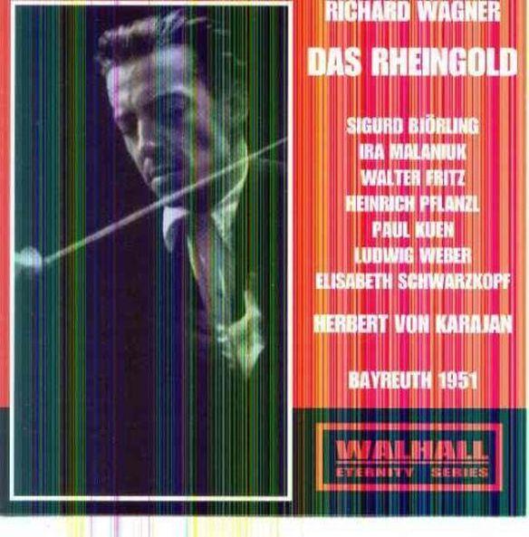 Karajan - Das Rheingold