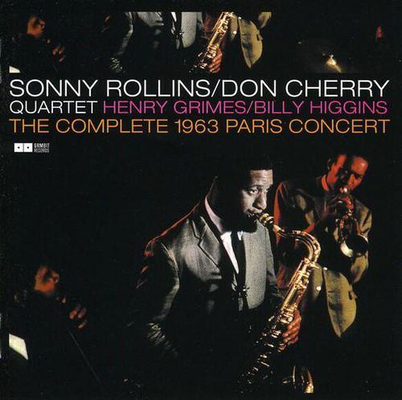 Complete 1963 Paris Concert