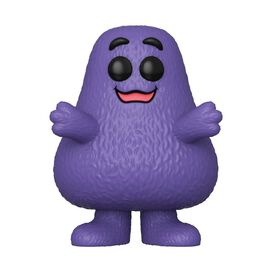 Funko Pop! Ad Icons: McDonald's - Grimace