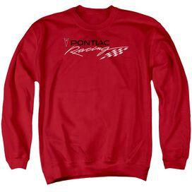 Pontiac Pontiac Racing Adult Crewneck Sweatshirt