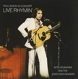 Paul Simon - Paul Simon in Concert: Live Rhymin