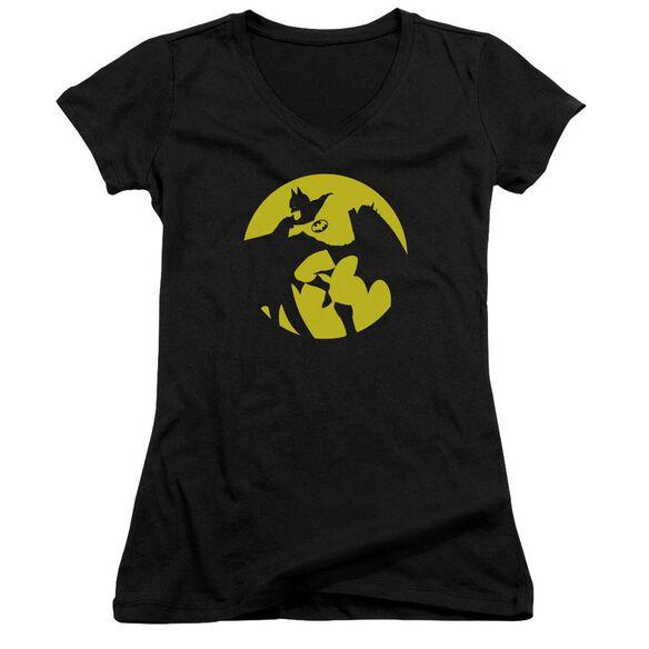 Dco Batman Spotlight Junior V Neck T-Shirt