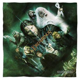 Lord Of The Rings Hero Group Bandana